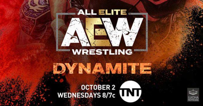 AEW Noticias dynamite video de apertura