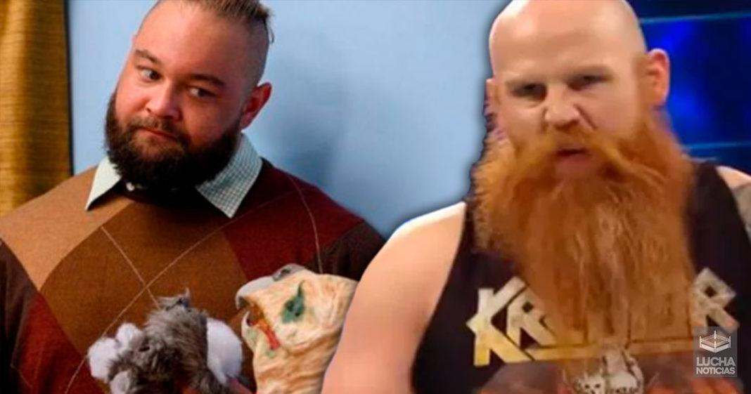 Bray Wyatt quiere de regreso a Rowan