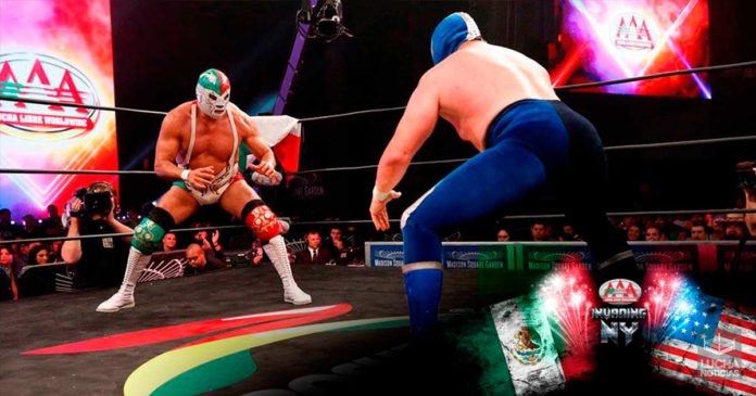 Dr Wagner Jr vence a Blue Demon