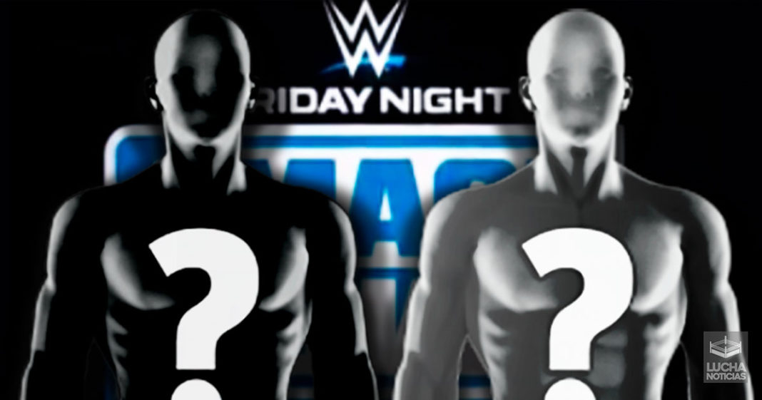 WWE Noticias destacado equipo de SmackDown se separa