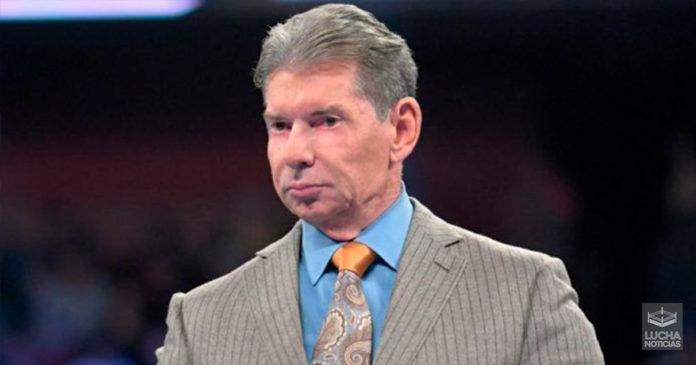 Vince McMahon busca ideas