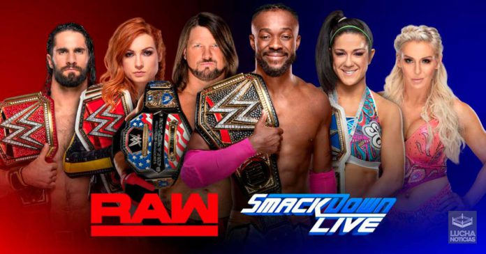 WWE Draft confirmado