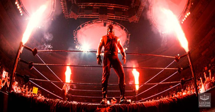 WWE Pirotecnia regresa