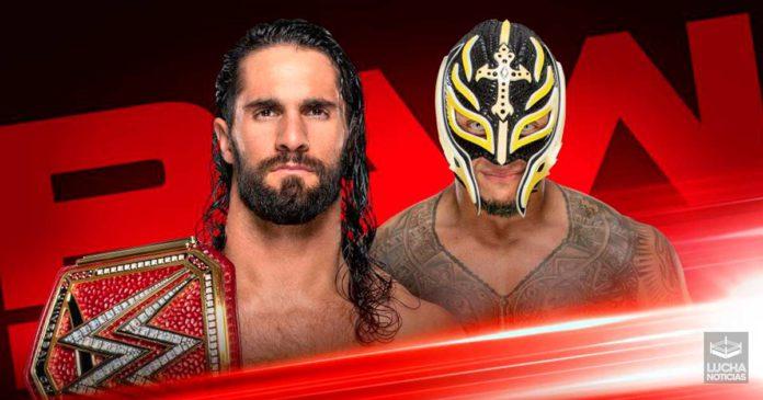 WWE RAW en vivo resultado 30 de septiembre