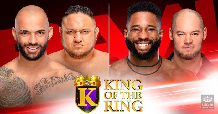 WWE RAW en vivo resultados 02 de septiembre