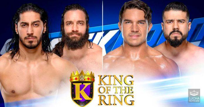 WWE SmackDowjn Live en vivo 03 de septiembre