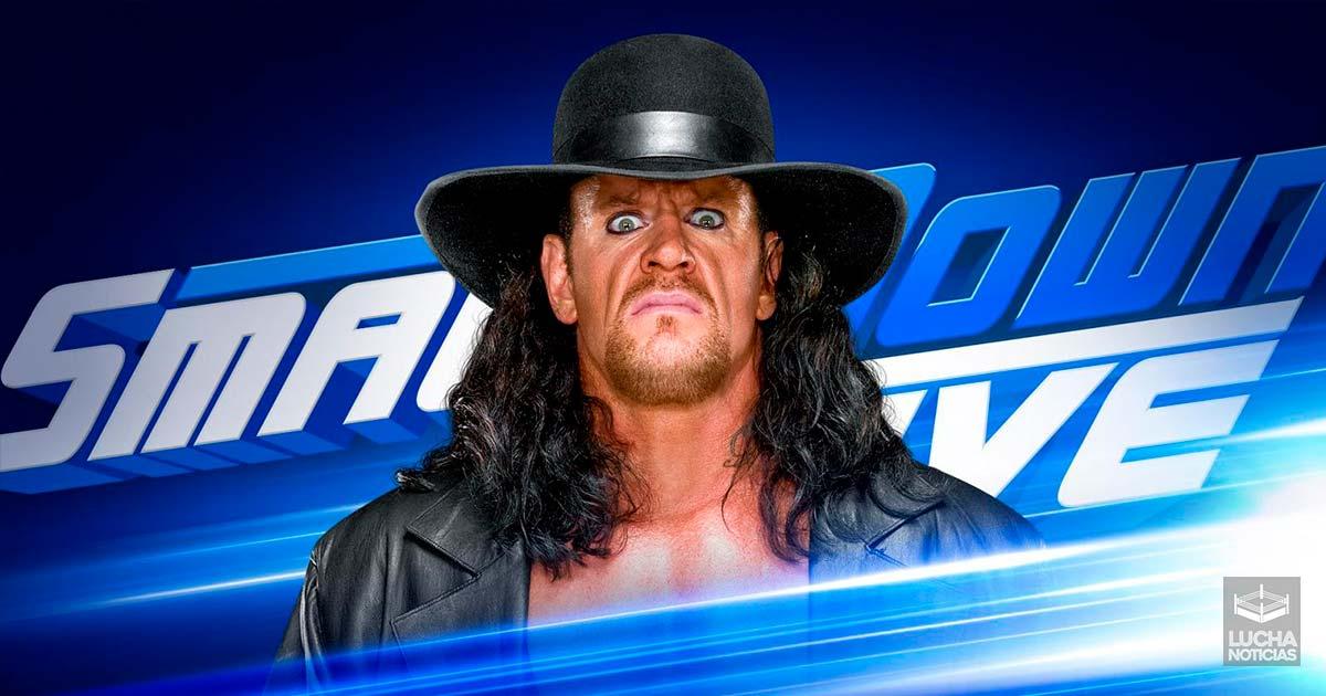 WWE SmackDown Live en vivo resultados 10 de septiembre