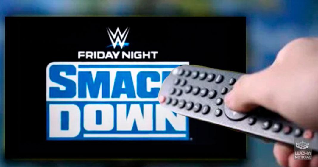 WWE SmackDown con menos comerciales