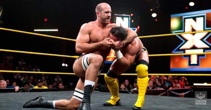WWE planea hacer de Cesaro el maximo talento de NXT