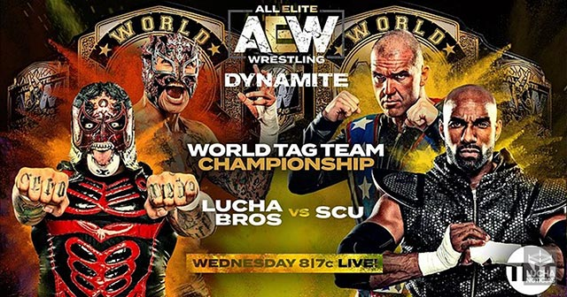 AEW Dynamite en vivo Resultados 30 de octubre