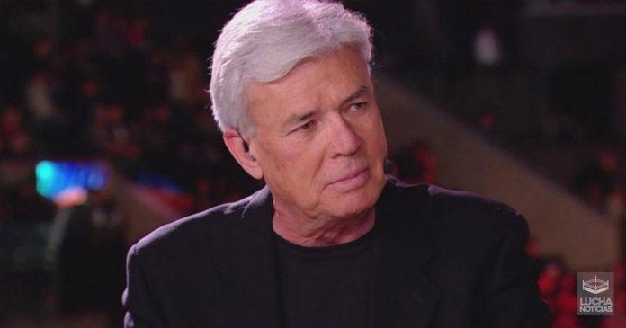 Eric Bischoff abandona la WWE