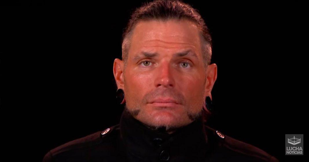 Jeff Hardy tuvo una pelea con su esposa