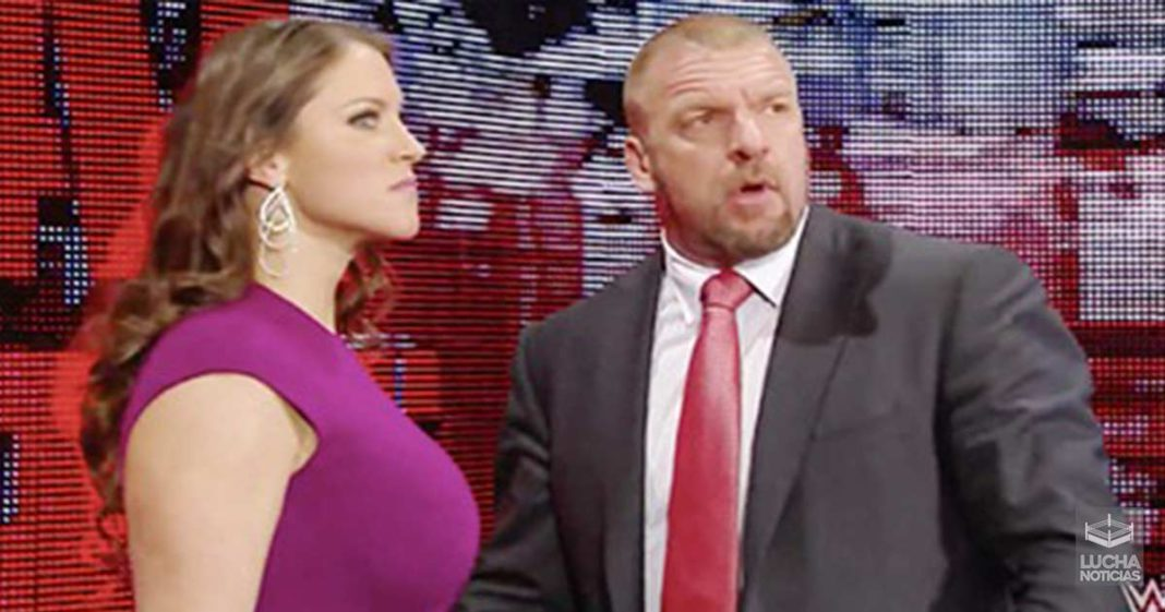 La hija de Triple H quiere ser luchadora