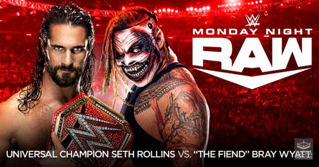 Seth Rollins vs Bray Wyatt en Jaula de Acero