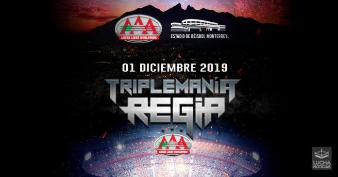 AAA TripleMania Regia en vivo resultados 01 de diciembre