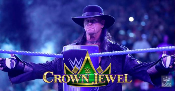 Undertaker en WWE Crown Jewel