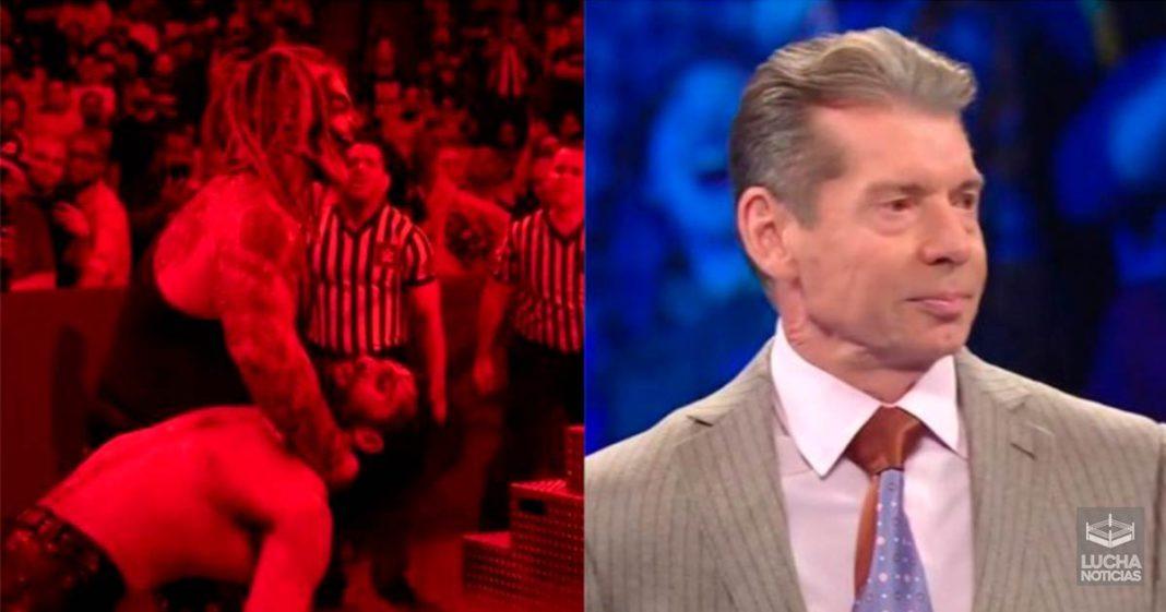 Vince McMahon y el loco final de HIAC