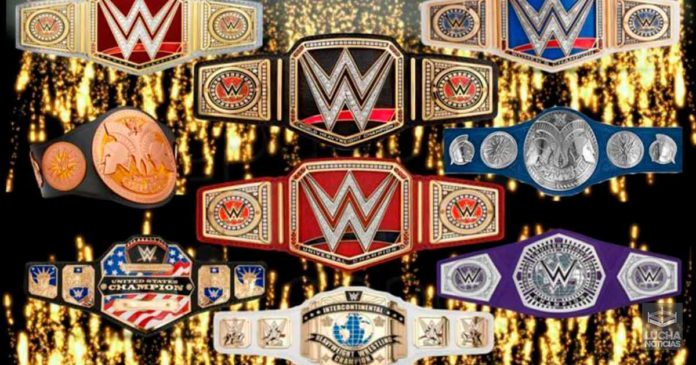 WWE DRAFT posible cambio de campeonato