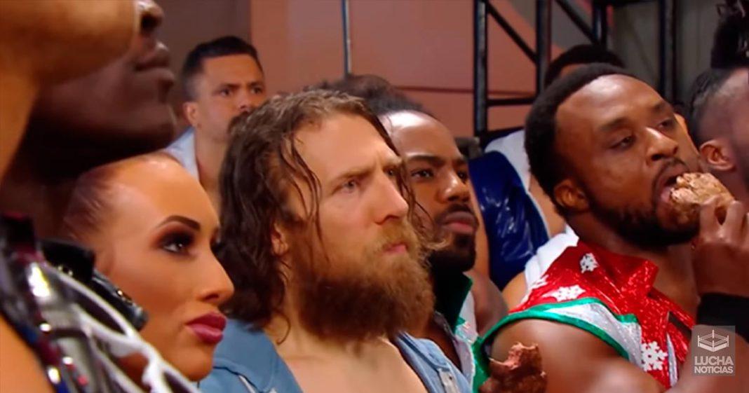 WWE Noticias Superestrellas con la moral baja