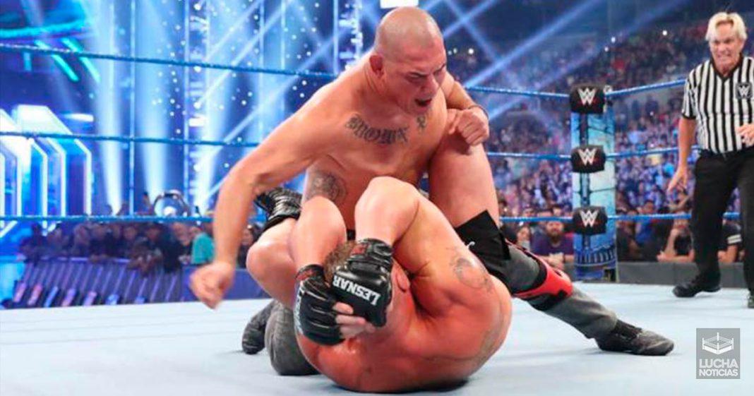 WWE Noticias caín velásquez en una cirugia