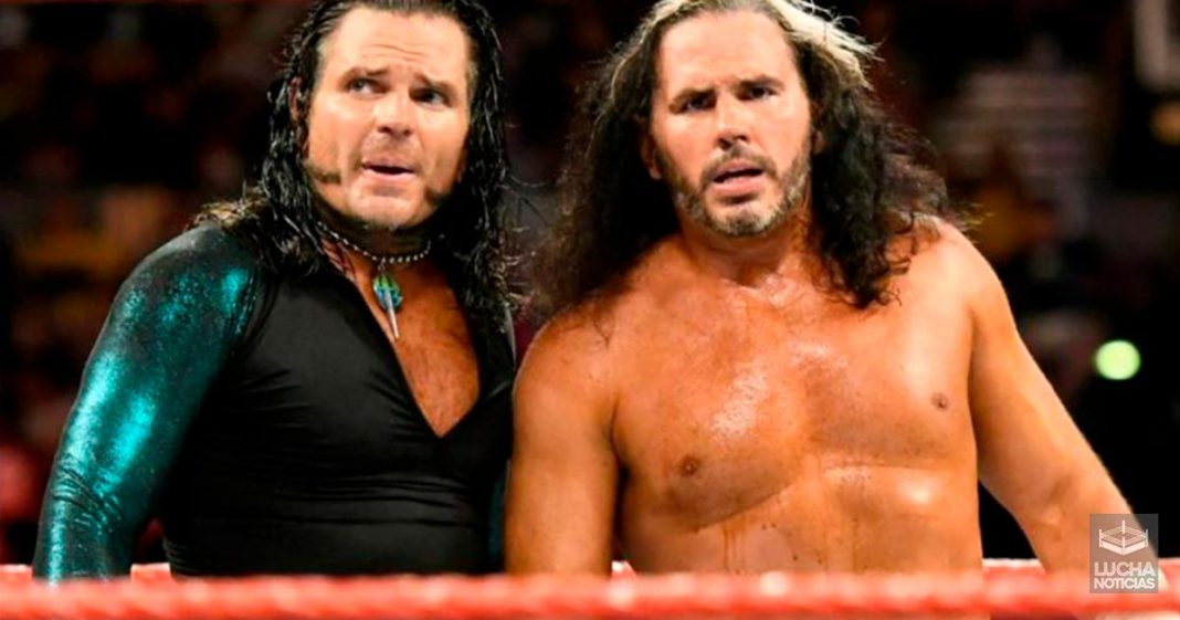 WWE Noticias el fin de los Hardys