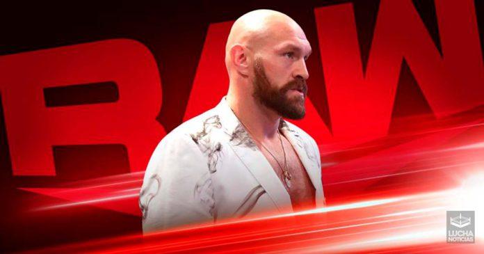 WWE RAW en vivo resultados 07 de octubre