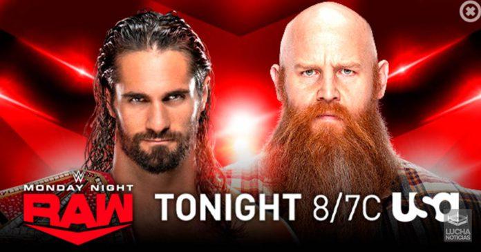 WWE RAW en vivo resultados 28 de octubre