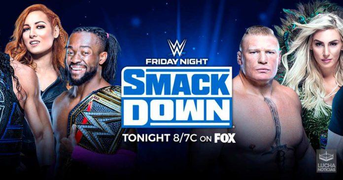 WWE SmackDown en vivo resultados 04 de octubre 2019