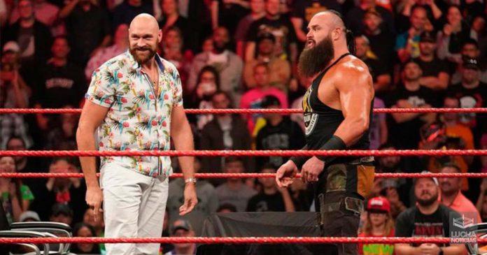 WWE paga 15 millones de dolares a Tyson Fury