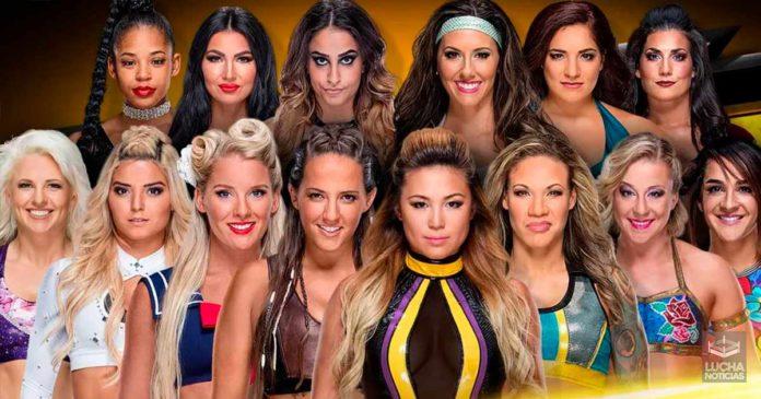 WWE planea su propio ppv femenil de NXT