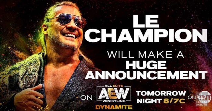 AEW Dynamite en vivo resultados 20 de noviembre