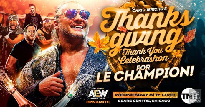 AEW Dynamite en vivo resultados 27 de noviembre