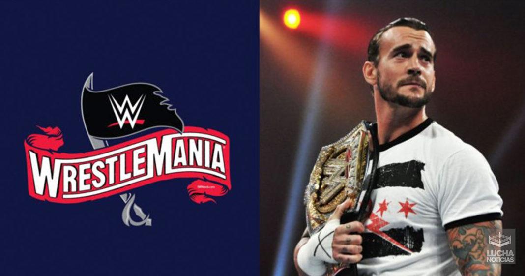 CM Punk y si luchará en WrestleMania 36