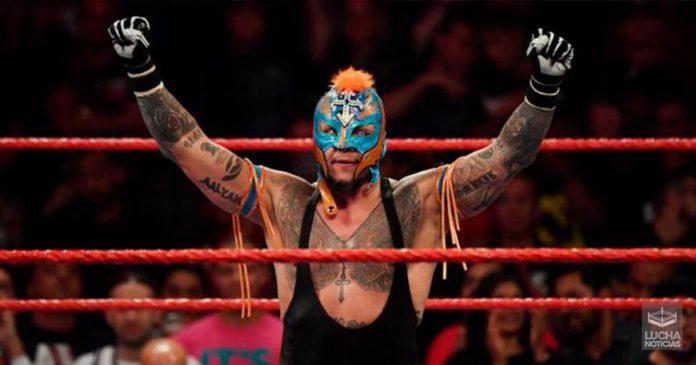 Rey Mysterio se va en unos meses de la WWE
