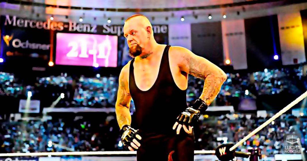 Undertaker perdió la memoria en su lucha de WrestleMania 30