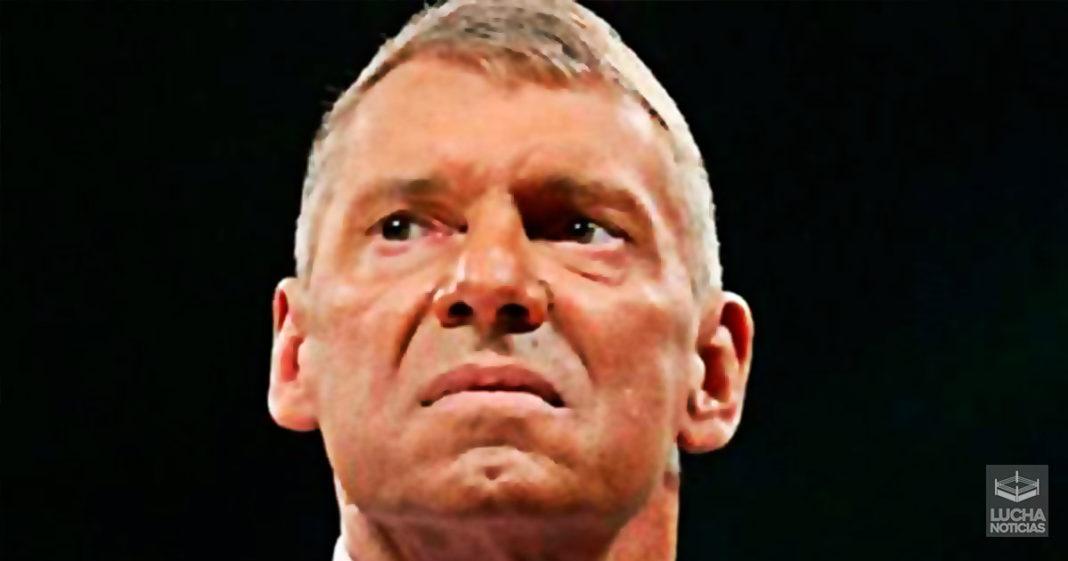 Vince McMahon no está contento con el evento estelar de Survivor Series