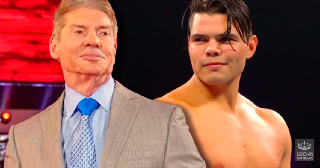 Vince McMahon termina con Humberto Carrillo