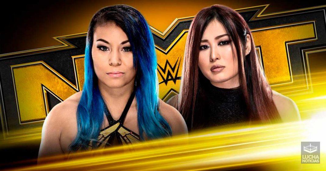 WWE NXT en vivo resultados 13 de noviembre