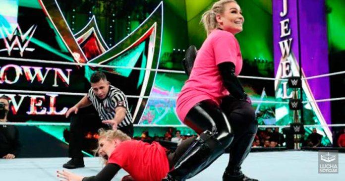 WWE Noticias Arabia no quiere a las mujeres