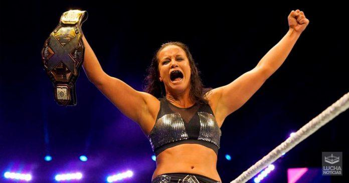WWE Noticias Shayna Baszler destinada a grandeza en 2020