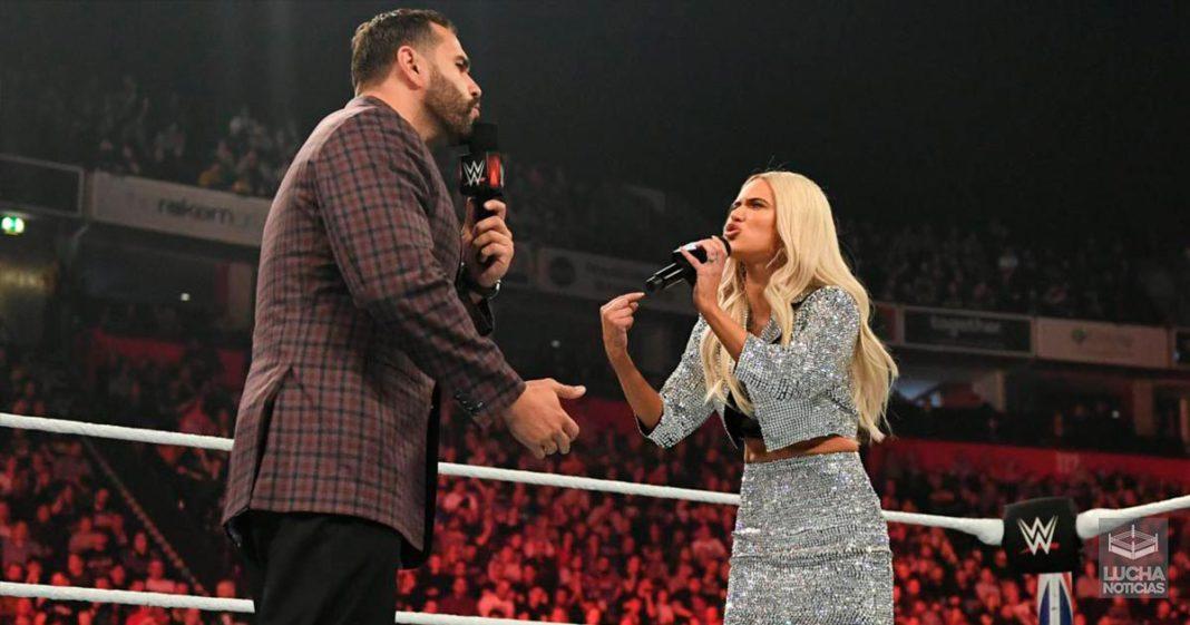 WWE Noticias el final de la historia de Rusev y Lana