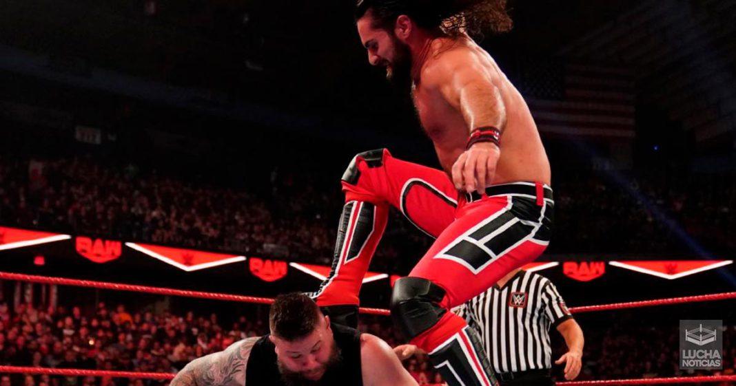 WWE Noticias los planes para Seth Rollins
