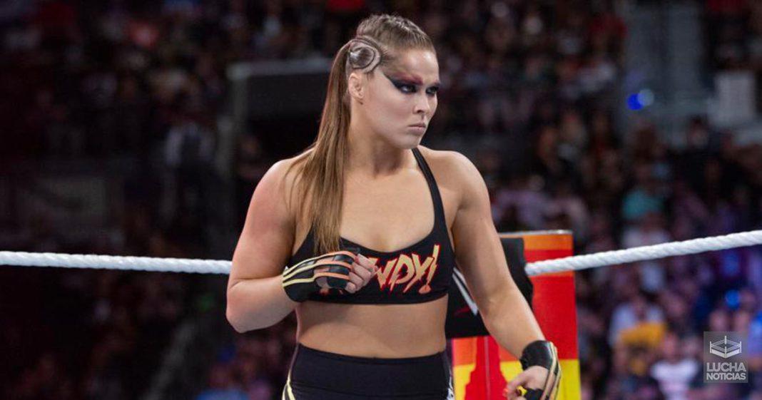 WWE Noticias planes para el regreso de Ronda Rousey