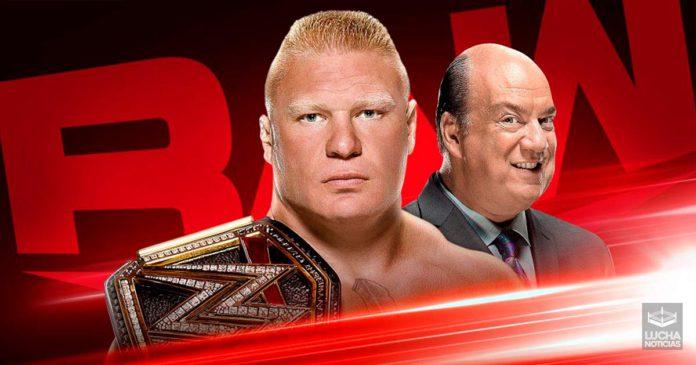WWE RAW en vivo resultados 04 de noviembre