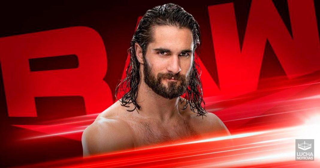 WWE RAW en vivo resultados 11 de noviembre