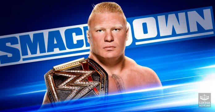 WWE SmackDown en vivo resultados 01 de noviembre