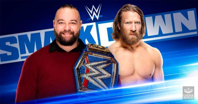 WWE SmackDown en vivo resultados 22 de noviembre