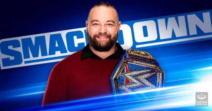 WWE SmackDown en vivo resultados 29 de noviembre