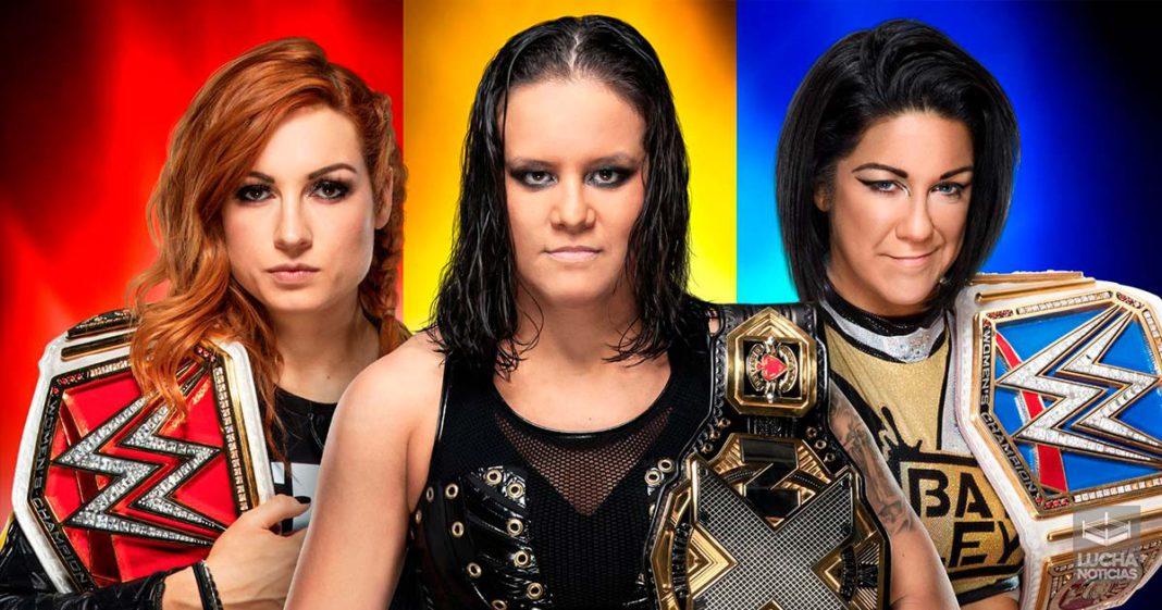 WWE Survivor Series en vivo horarios y cartel