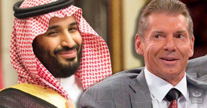WWE extiende su acuerdo con arabia